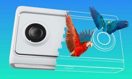 Hacer vídeos VR con la nueva cámara Lenovo VR180 será cosa de niños