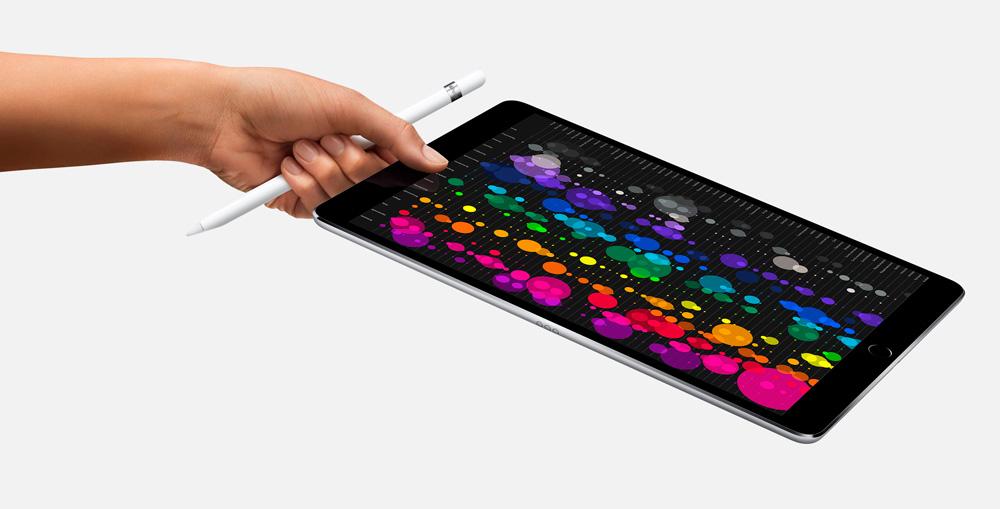 El nuevo iPad Pro de 10,5 pulgadas es el primero en soportar vídeo HDR