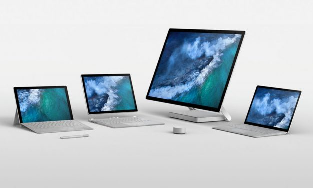 Microsoft Surface Laptop y Surface Pro ya disponibles en España