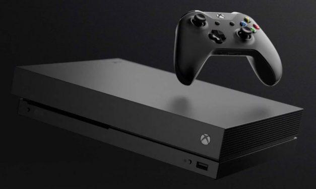 """Nueva consola Xbox One X, el último """"monstruo"""" de Microsoft"""