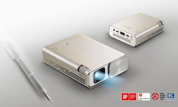 ZenBeam Go E1Z, el nuevo proyector de bolsillo de ASUS