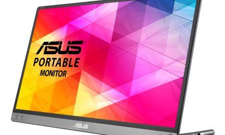 Asus ZenScreen: el monitor portátil más fino y ligero del mundo
