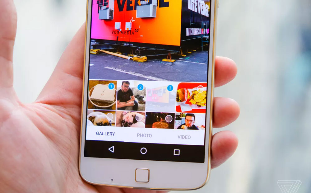 Comparte tus GIF animados en Instagram con iPhone y Android