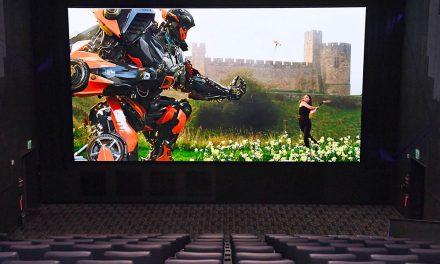 Samsung fabrica la TV más grande del mundo de 406 pulgadas (10,3 metros)
