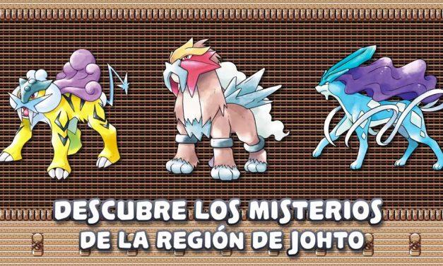 Pokémon Edición Oro y Plata CV