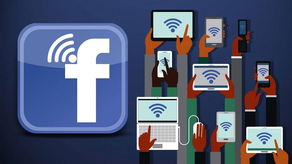Como encontrar una red WiFi gratis utilizando Facebook