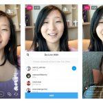 Ahora puedes grabar un vídeo en directo en Instagram junto a tu mejor amig@, o con cualquier espectador que lo esté viendo