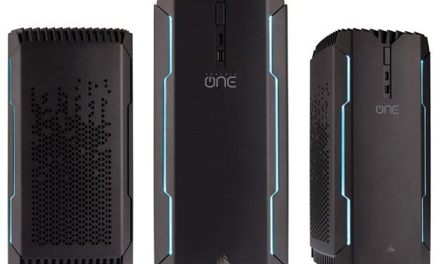 Corsair ONE, potencia bruta en un ordenador de sobremesa: Intel Core i7-7700K, NVIDIA GeForce GTX 1080 Ti, 32GB DDR4-2400, 480GB SSD, 2TB HDD