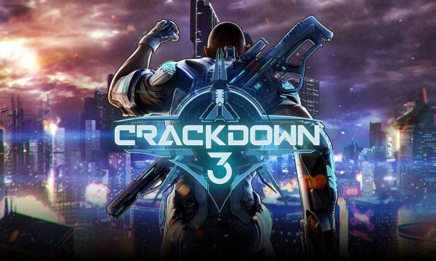 Crackdown 3 no se podrá estrenar para el lanzamiento de la Xbox One X
