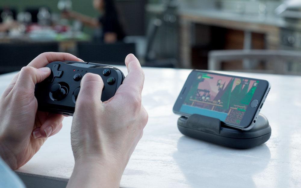 Convierte cualquier dispositivo móvil iOS en una consola con Kanex GoPlay Sidekick