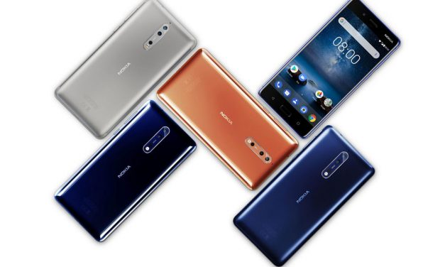 Nokia 8: tecnología, diseño y resistencia. Un móvil de gama alta que viene a dar guerra a los grandes, y con Android O