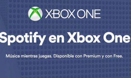 Spotify se integra en Xbox One