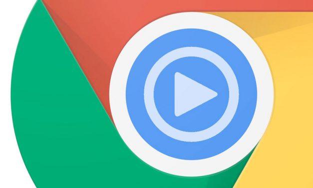 Google Chrome bloqueará los molestos vídeos con sonido que se reproducen automáticamente