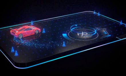 RED Digital Cinema presenta Hydrogen One, el primer teléfono móvil holográfico multidimensional