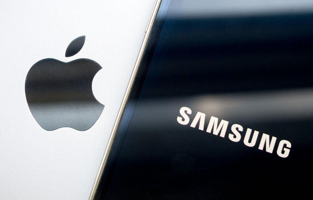 El negocio redondo de Samsung: Se calcula que ganará 110 dólares por cada iPhone X que se venda
